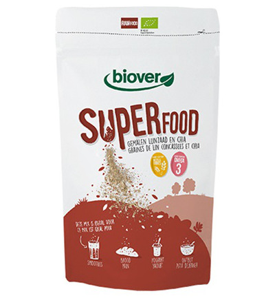 Superfood lijnzaad & chiazaad