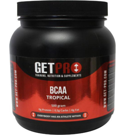 BCAA tropical