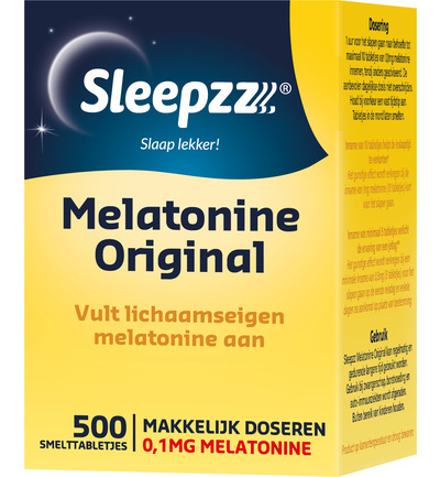 Melatonine original 100 mcg