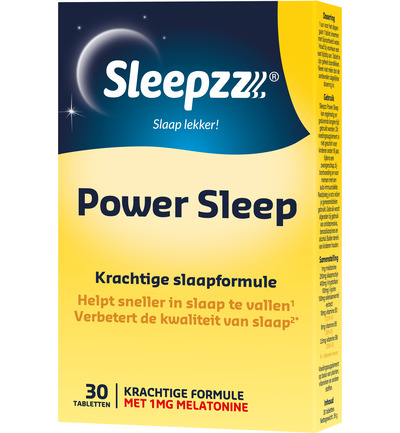 Power sleep 0.29 mg