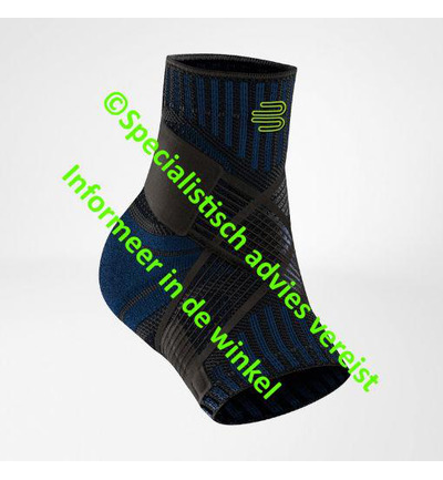 ankle support links xs zwart