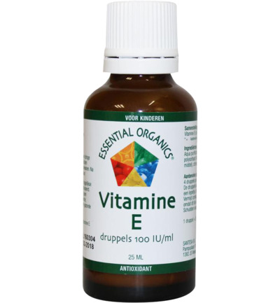vitamine e 1000iu/ml   /eo