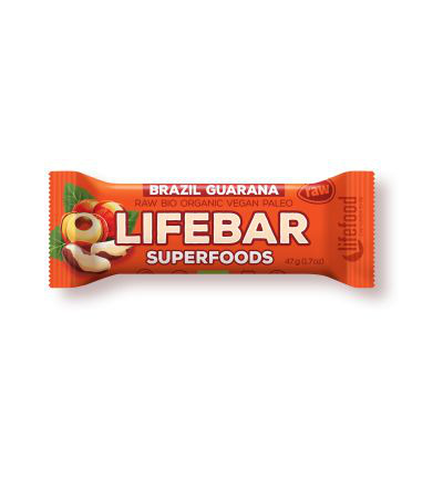 Lifebar plus brazil guarana