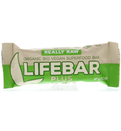 Lifebar plus chia young barley bio