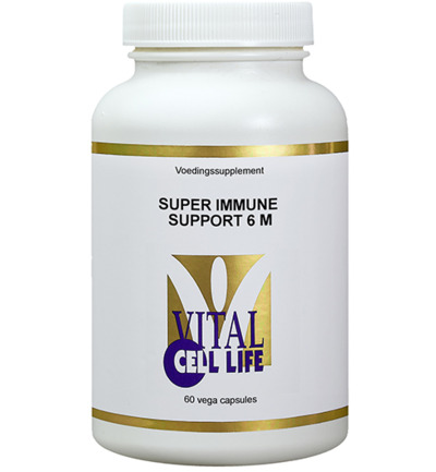 Super immune support 6 M