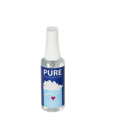Pure deodorant spray