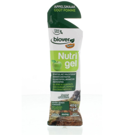 Nutrigel appel