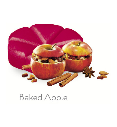 Geurchips baked apple