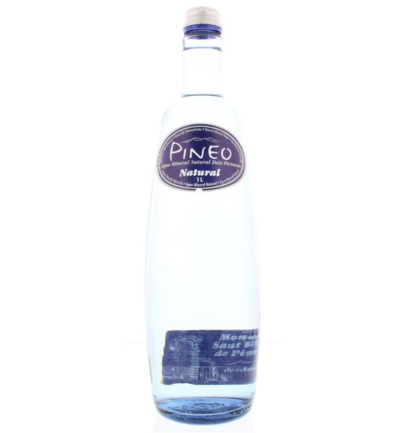 Natural mineraalwater