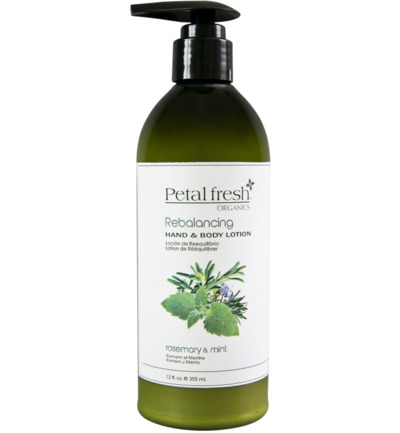 Hand & body lotion rosemary & mint