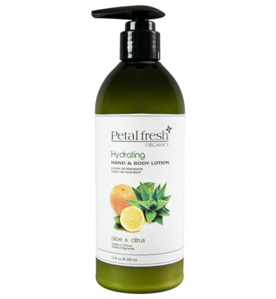 Hand & body lotion aloe & citrus