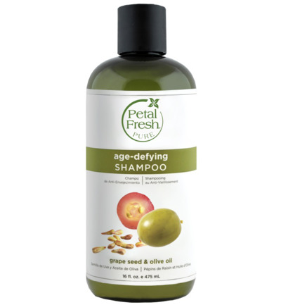 Shampoo grape seed & olive oil