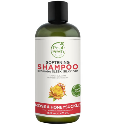 Shampoo rose & honeysuckle
