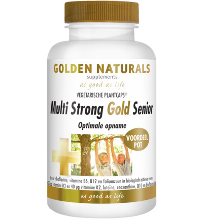 Multi strong gold senior
