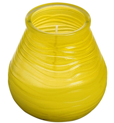 Patiolight met geur citronella