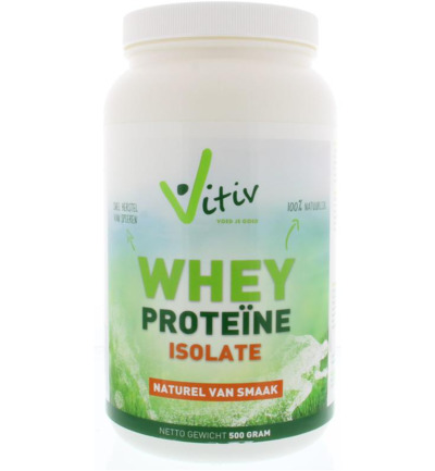 Whey isolaat