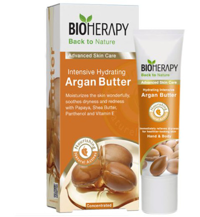 Afbeelding van Bioherapy Intensive Hydrating Argan Butter Hand Body Cream 20ml