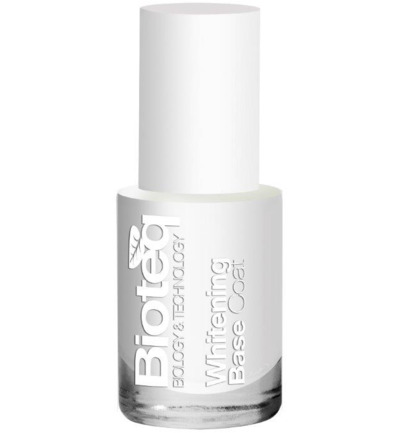 Afbeelding van Bioteq Whitening Base Coat 10ml