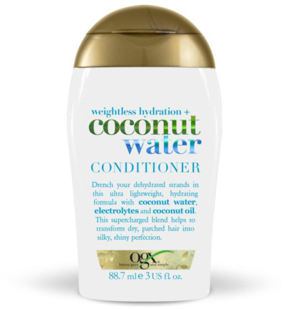 Conditioner coconut water
