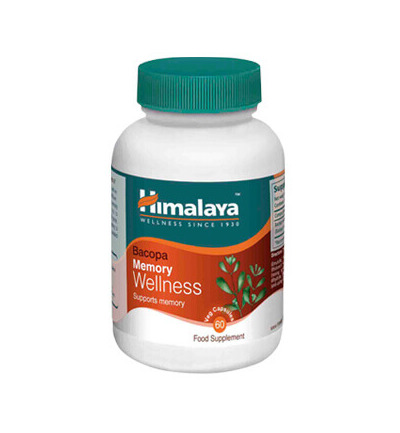 Himalaya wellness bacopa