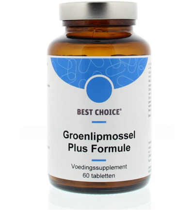Groenlipmossel plus for