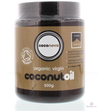 coconut oil/kokosolie