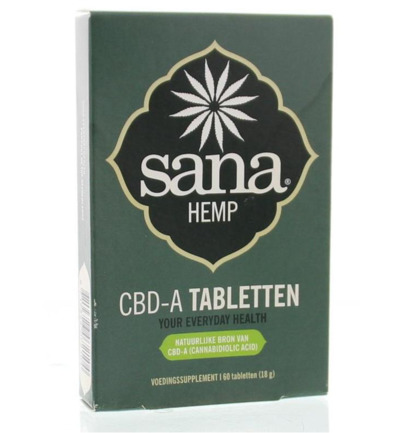 Juice CBD A tablet