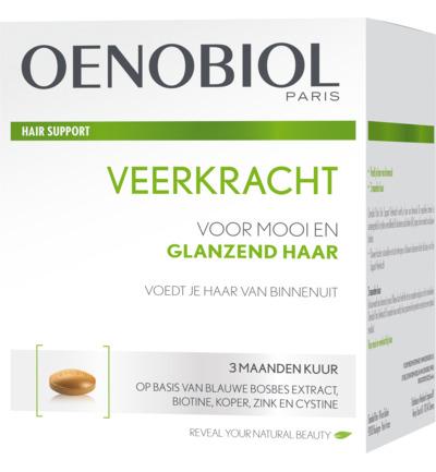 Hair support veerkracht