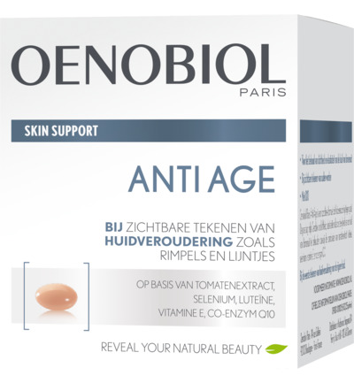 Skin support anti age