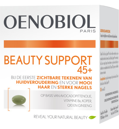 Beauty support 45+