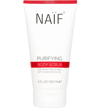 Purifying scrub