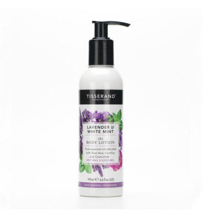 Body lotion lavendel white mint