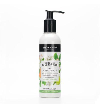Body lotion neroli sandalwood