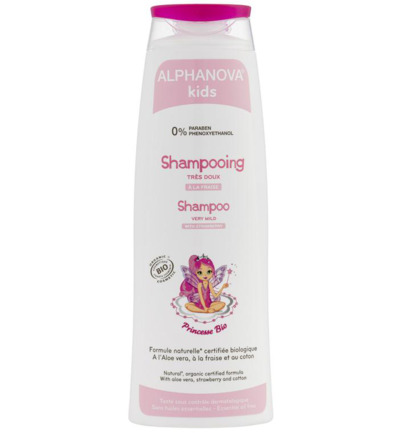 Bio kids shampoo princess