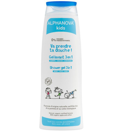 Kids shower gel