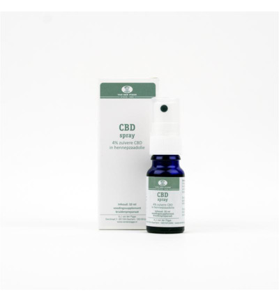 CBD Olie spray 380 mg