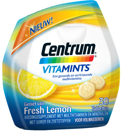 Vitamints lemon