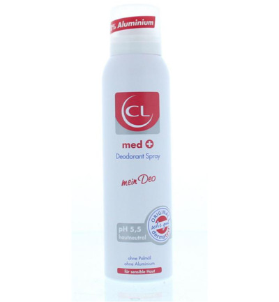 Red line med deo spray