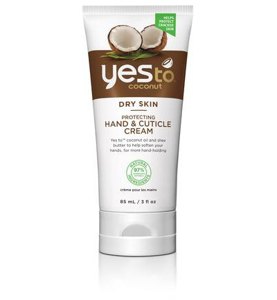 Hand & cuticle cream protecting