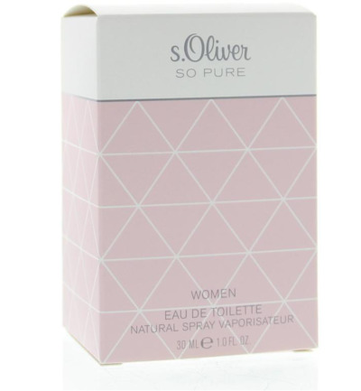 Woman so pure eau de toilette