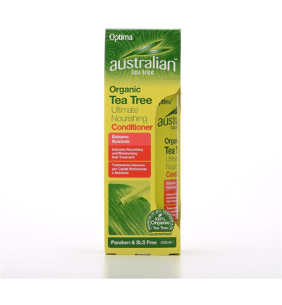 Australian tea tree conditioner anti-roos