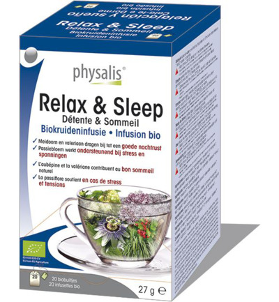 Relax & sleep bio thee
