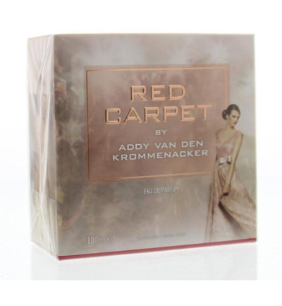 Afbeelding van Addy Vd K Red Carpet Eau De Toilette 100ml