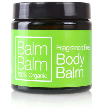Fragrance free body balm