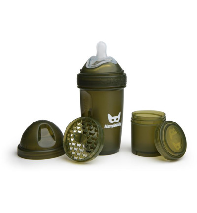 Herobottle 240 ml army green