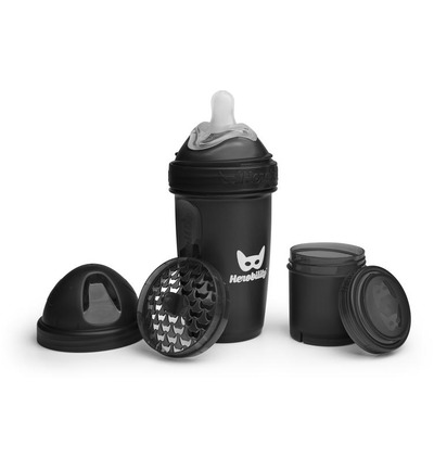 Herobottle 240 ml black