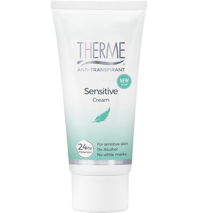 Anti transpirant sensitive creme