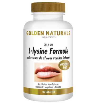L-Lysine formule one a day
