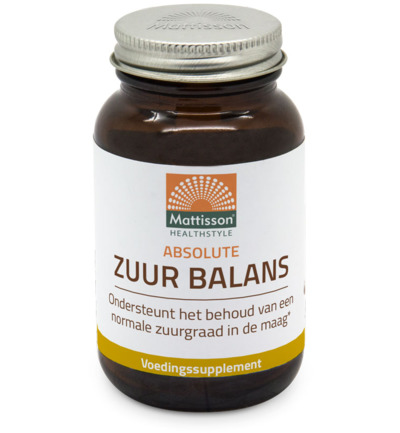 Absolute zuur balans