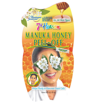7th Heaven gezichtsmasker manuka honey peel-off